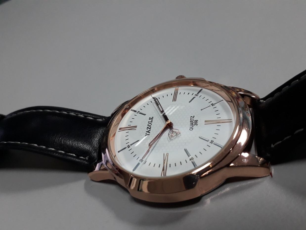 Классические часы Yazole 358