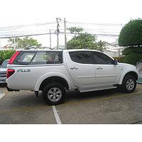 Металлический канопи (кунг) Sammitr SUV Plus, ТИП V4 для Mitsubishi L200 Long Bed, фото 1