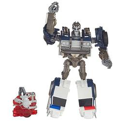 Hasbro Transformers E0700/E0755 Трансформеры Заряд Энергона 20 см Баррикейд