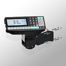 Весы низкопрофильные с печатью этикеток 4D-LM-2_RP, фото 2
