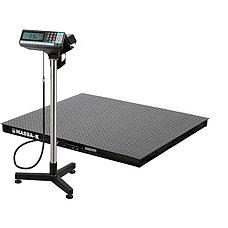 Весы платформенные с печатью этикеток 4D-PM-3_RP, фото 2