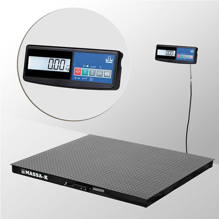Весы платформенные 4D-PM-7-3000-A