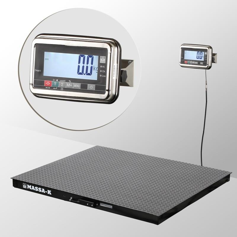 Весы платформенные 4D-PM-7-3000-AВ
