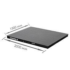 Весы платформенные с печатью этикеток 4D-PM-7-3000-RP, фото 3