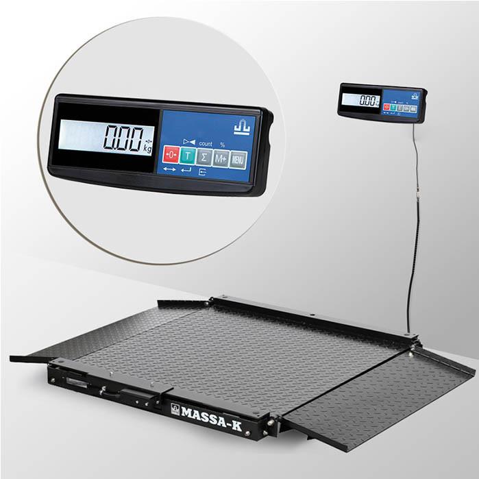 Весы низкопрофильные 4D-LA-2_A
