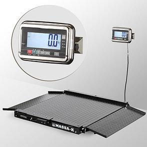 Весы низкопрофильные 4D-LA-4_AB, фото 2