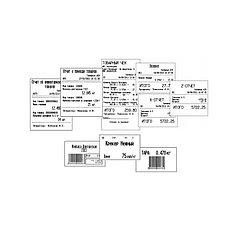 Весы низкопрофильные с печатью чеков 4D-LA-4_RC, фото 3