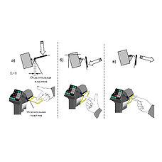 Весы низкопрофильные с печатью этикеток 4D-LA.S-2_RP, фото 3