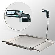Весы низкопрофильные с печатью этикеток 4D-LA.S-2_RL
