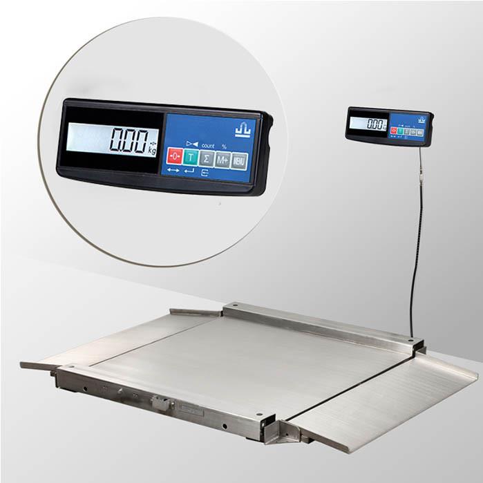 Весы низкопрофильные 4D-LA.S-4_A
