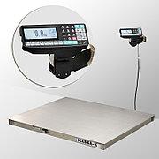 Весы платформенные с печатью этикеток 4D-P.S-2_RP