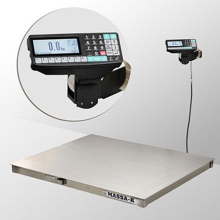 Весы платформенные с печатью этикеток 4D-P.S-2_RP, фото 2