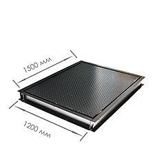 Весы врезные с печатью этикеток 4D-PMF-3_RP, фото 2