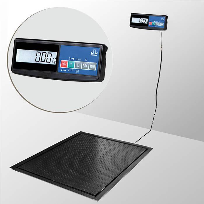 Весы врезные 4D-PMF-7_A