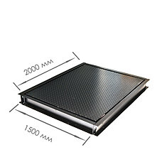 Весы врезные 4D-PMF-7-3000-RA, фото 2