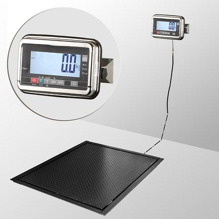 Весы врезные 4D-PMF-7-3000-AВ, фото 2