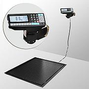 Весы врезные с печатью этикеток 4D-PMF-7-3000-RP