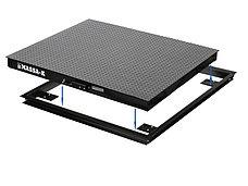 Весы платформенные с печатью этикеток 4D-PMF-7-3000-RL, фото 3