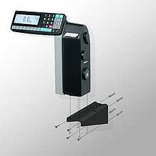 Весы платформенные с печатью этикеток 4D-PMF-7-3000-RL, фото 2