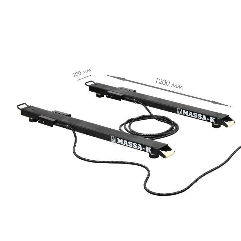 Весы стержневые с печатью этикеток 4D-B-23_RL