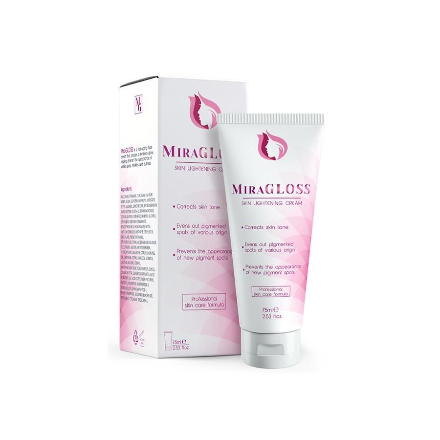 MiraGloss (МираГлосс) – крем для лица