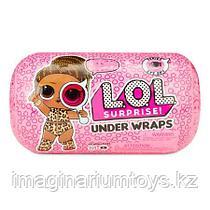 Кукла ЛОЛ КАПСУЛА LOL Under Wraps 4 серия 2 волна