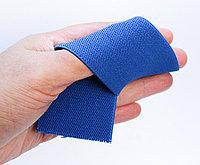 Лента эластичная, синяя, ширина 5 см