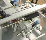 Полуавтоматическое оборудование для нанесения  самоклеящихся этикеток на конические контейнеры, фото 2