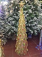"""Новогодняя световая фигура """"АРТ ёлка"""" 190 см (НФ-42)"""