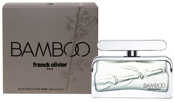 Franck Olivier Bamboo Pour Homme edt 50ml