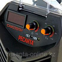Сварочный аппарат РЕСАНТА САИ-220 ПН (от 140 Вольт), фото 2