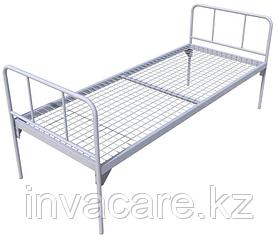 Кровать общебольничная с единым ложем, без колес, Волгамедикал