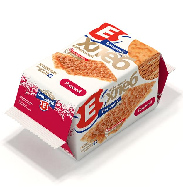Хлебцы хрустящие «Вафельный хлеб «Елизавета» ржаной