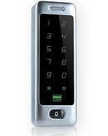 Цифровая антивандальная кодонаборная панель TC40 RFID (EMID, Mifare), металлическая, накладная, сенсорная