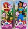 Кукла Disney Princess из мультфильмов (4 вида)