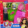Кукла Liv Music Bag музыкальная сумка и аксессуары (2 вида)