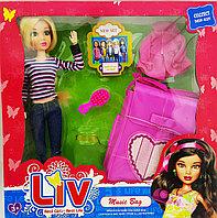 Кукла Liv Music Bag музыкальная сумка и аксессуары (2 вида), фото 1
