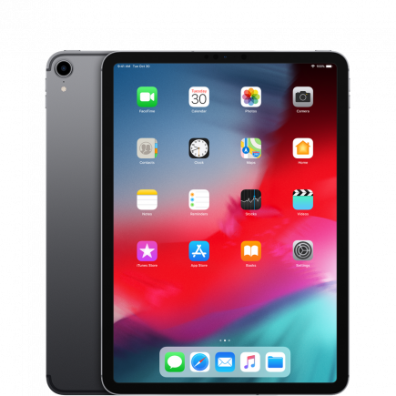 "IPad Pro 12.9"" (2018) 256Gb Wi-Fi + Сellular Space Gray"