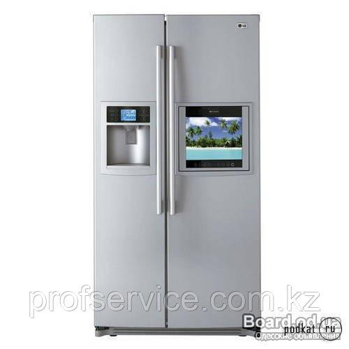 Диагностика холодильников Side by side