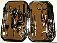 Zinger Маникюрный набор MSFE 804