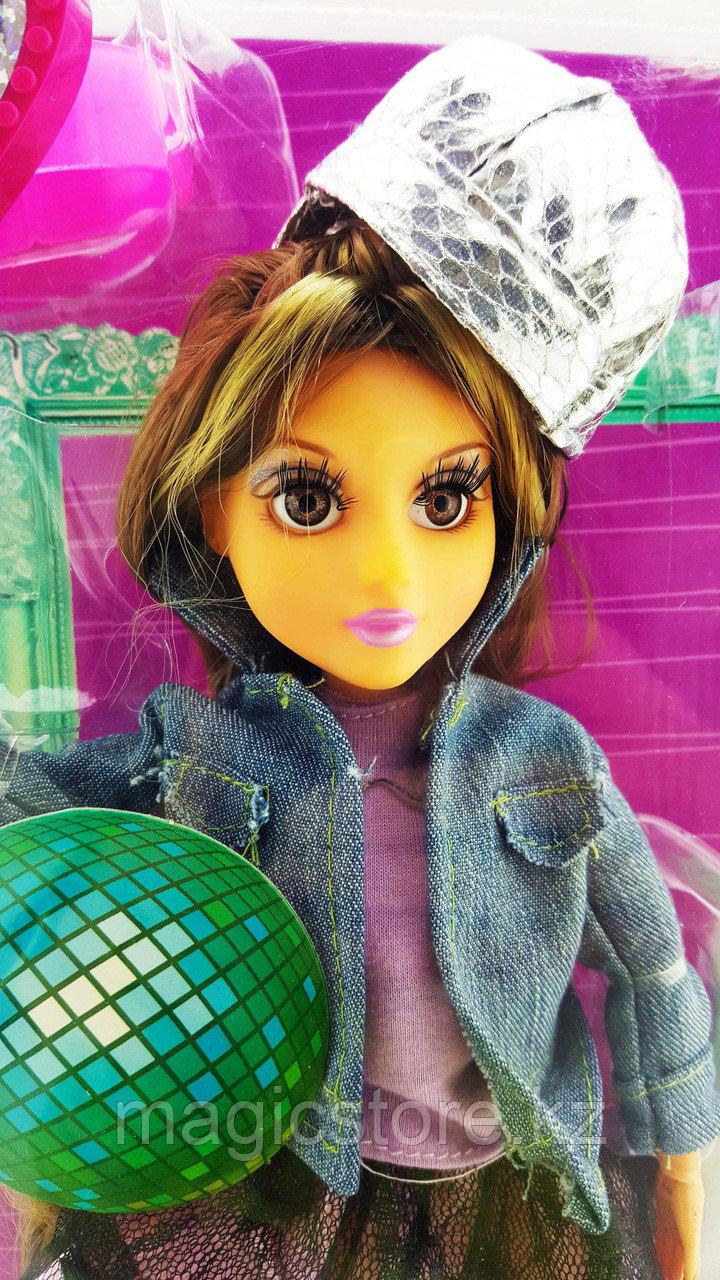 Кукла MT Moxie Teenz Hundreos of Poses (4 вида) - фото 9