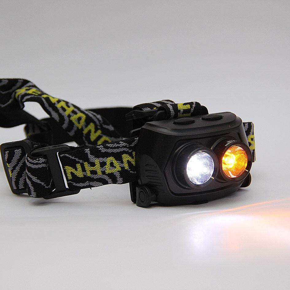 LED налобный фонарь