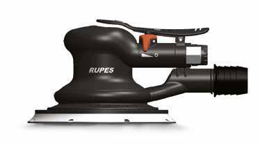 Пневматическая шлифовальная машинка SCORPIO III Rupes