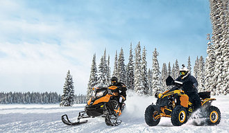 Квадроциклы.снегоходы вездеходы