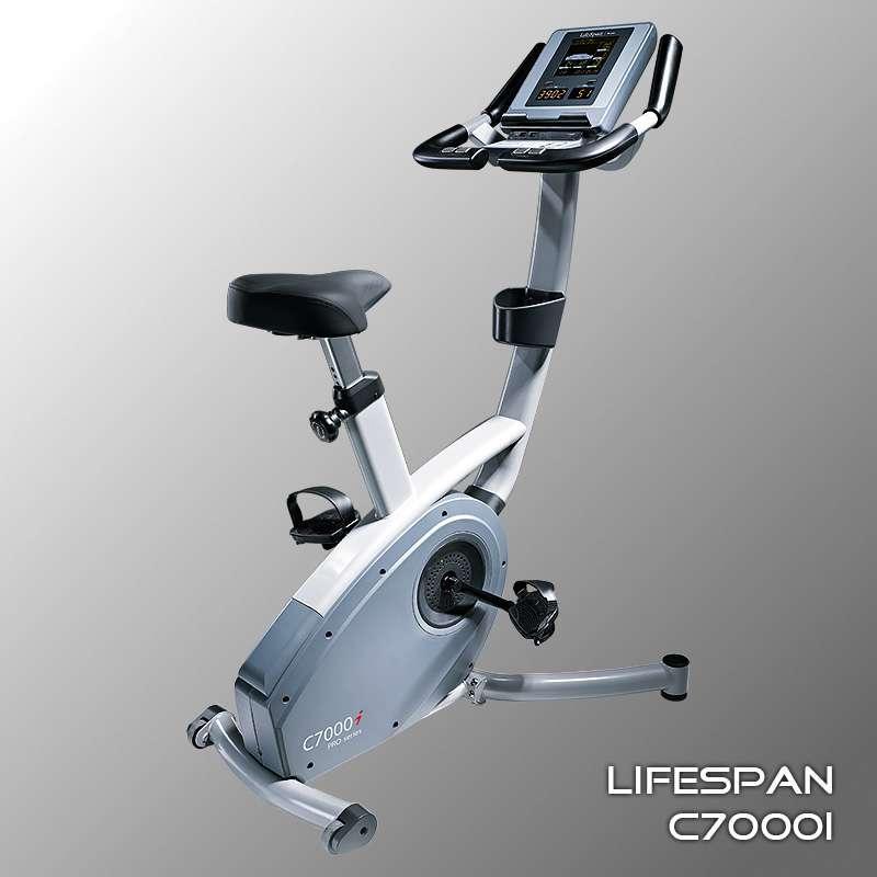 Велотренажер LifeSpan C7000i