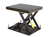 Стол подъемный с одной парой ножниц серии LT