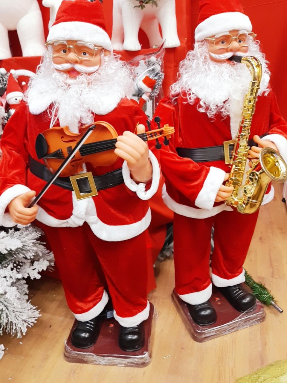 Санта Клаус большой