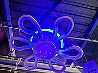 Светодиодная (LED) люстра 100W