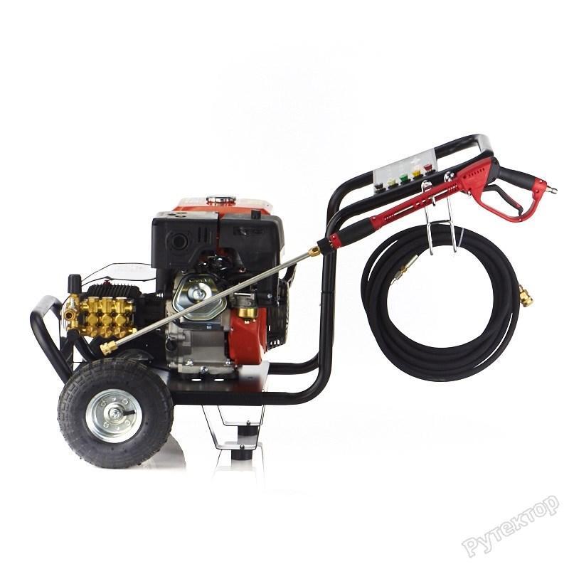 Мойка высокого давления с бензиновым двигателем MERAN MG210-14