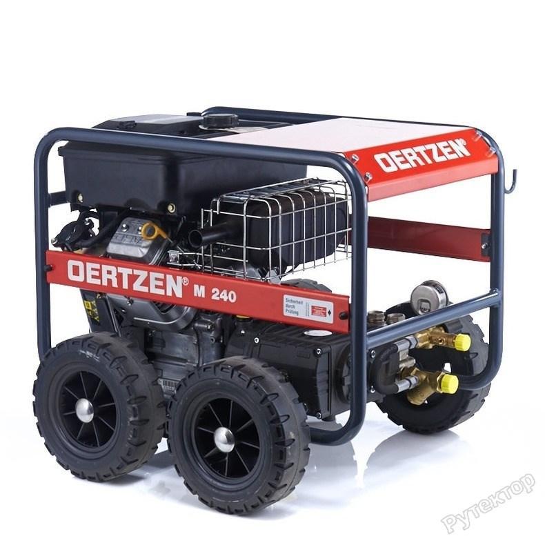 Моечный аппарат высокого давления с бензиновым двигателем - OERTZEN 240M